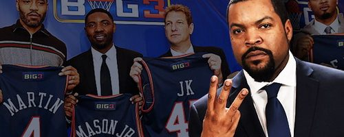 Ice Cube Drops BIG3 Season 3 Theme Song
