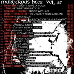 VA – MURDEROUS HEAT VOL. 27 (2019)