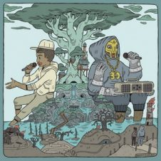 Bishop Nehru & MF Doom – NehruvianDOOM (REDUX) (2019)