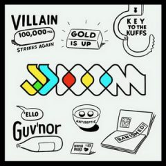 JJ DOOM – Key To The Kuffs (2012)