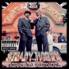 Steady Mobb'n – Black Mafia (1998)