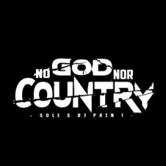 Sole & DJ Pain 1 – No God Nor Country (2019)