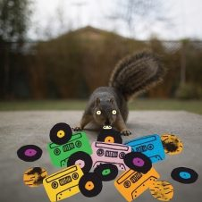 Evidence – Squirrel Tape Instrumentals Vol. 1 (2019)