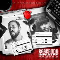 Roc Marciano & The Alchemist – Rosebudd Infantry: Case Closed EP (2020)