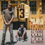 Del the Funky Homosapien & Amp Live – Gate 13 Remix (2020)
