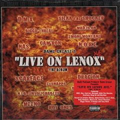 "Dame Grease – Dame Grease's ""Live On Lenox Ave."" The Album (2000)"