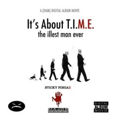 Sticky Fingaz – It's About T.I.M.E: The Illest Man Ever (2020)