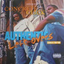 Concrete Click – Authentic Left Overs (2020)