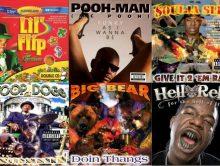 Worst Hip Hop Album Covers