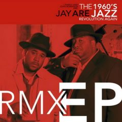 JayARE (J. Rawls & John Robinson) – The Remix EP (2020)