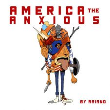 Ariano – America The Anxious (2020)