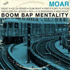 Moar – Boom Bap Mentality (2020)