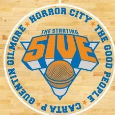 The Good People, Horror City, Carta' P. & Quentin Gilmore – The Starting 5ive (2020)