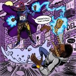 Raz Fresco – Magneto Was Right Issue #5 (2020)