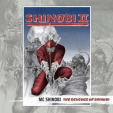 MC Shinobi – The Revenge Of Shinobi (2020)