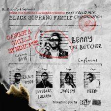 VA – Benny the Butcher & DJ Drama Presents: Black Soprano Family (2020)