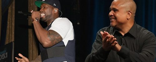 50 Cent Rips Irv Gotti For Bragging About 'Blocking' His Record Deals Until He 'Fell Into' Dr. Dre & Eminem's Lap