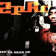 2Pac – Keep Ya Head Up (CDS) (1993)