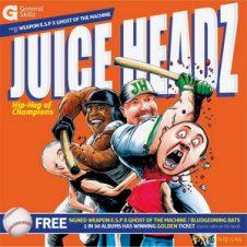 Ghost Of The Machine & Weapon E.S.P – Juice Headz (2020)