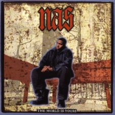 Nas – The World Is Yours (VLS) (1994)