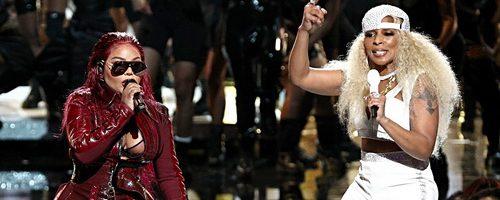 Mary J. Blige Reminds Nicki Minaj, Cardi B & Megan Thee Stallion Fans Lil Kim Was The Real 'Trailblazer'