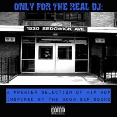 VA – Only For The Real DJ: A Premier Selection of Hip-Hop Inspired By The Boom Bap Sound – Volume 2 (2005)