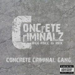 Concrete Criminalz (Big Rocc & RBX) – Concrete Criminal Gang (2010)