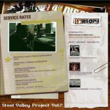 4th Disciple – Steel Valley Project Vol.2 (1999)