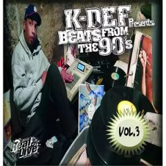 K-Def – Beats from the 90's Vol. 3 (2020)