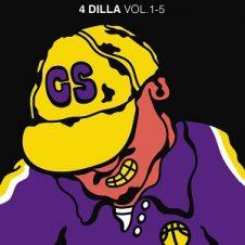 Cookin Soul – 4 Dilla Vol. 1-5 (2020)