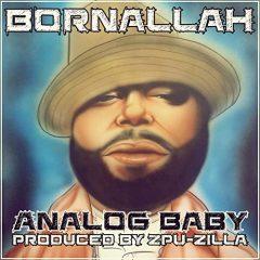 Born Allah – Analog Baby (2021)