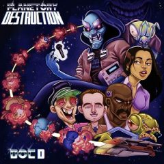 Doc D (Logic) – Planetory Destruction (2021)