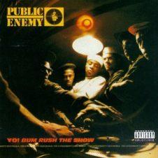 Public Enemy – Yo! Bum Rush The Show (1987)