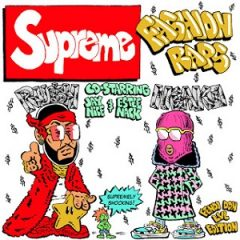 RU$H & Neako – Supreme Fashion Raps (2020)