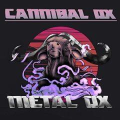 Cannibal Ox – Metal Ox (Maxi-Single) (2021)