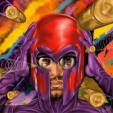 Raz Fresco – Magneto Was Right Issue #8 (2021)