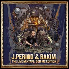 Rakim & J.Period – The Live Mixtape: God MC Edition Part Two (2021)