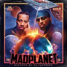 Planet Asia & Madlib – The MADPLANET EP (2021)