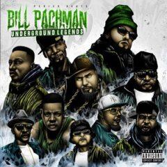 Bill Pachman – Underground Legends (2021)