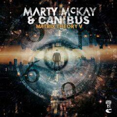 Marty McKay & Canibus – Matrix Theory V (2021)