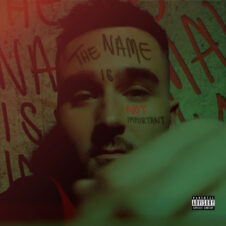 Jehry Robinson – The Name Is Not Important (2021)