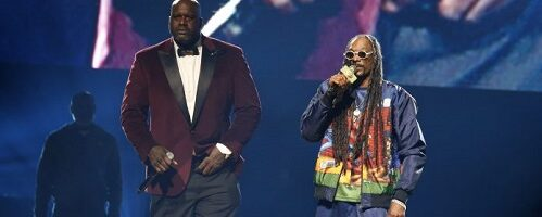 Snoop Dogg & Shaquille O'Neal Team Up For 'Nuthin' But A G Thang' Performance In Vegas